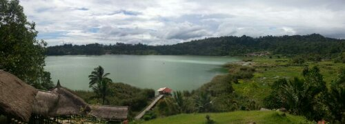 Linow Lake Manado