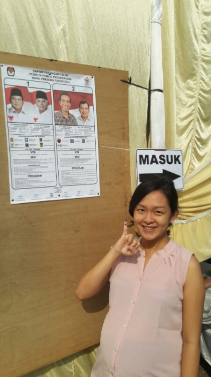 first time voter
