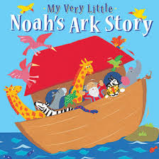 my very little noah ark story