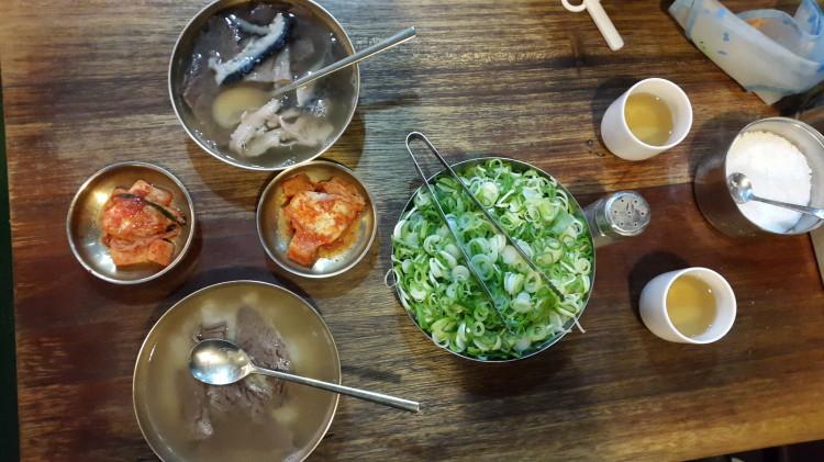 Hadongkwan Beef Soup